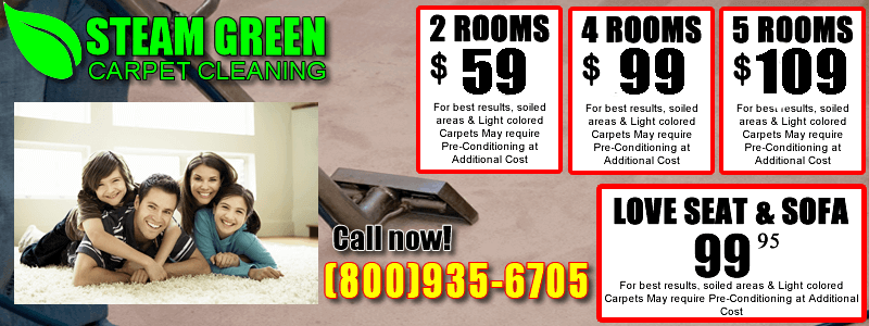 Hillcrest San Diego Green Carpet Cleaning